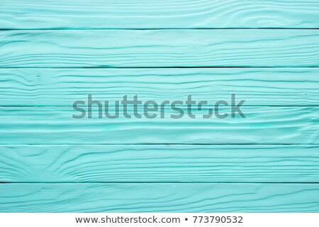 Mavi masmavi ahşap doku ağaç büro tahıl Stok fotoğraf © romvo