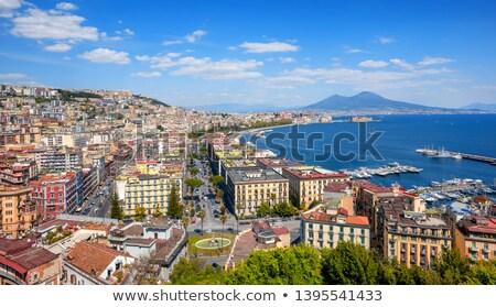 панорамный мнение город Италия здании пейзаж Сток-фото © Virgin