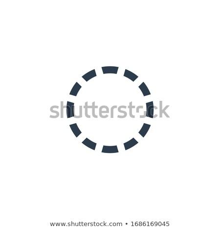 Ferramenta mouse cursor linha isolado Foto stock © kyryloff