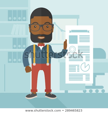 Stock photo: Due date - flat design style vector illustration