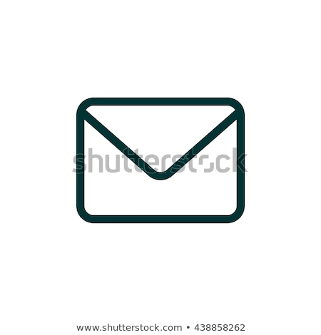 Green Email Icon stock photo © kbuntu