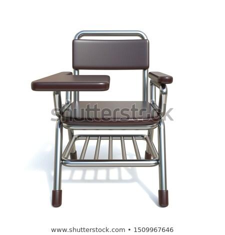 3D · pusty · klasie · szkoły · spotkanie - zdjęcia stock © djmilic