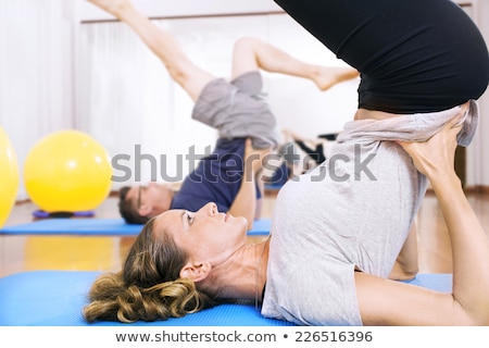 Let's get in shape! Stock photo © hsfelix