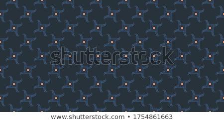 Sem costura geométrico moderno padrão criador formas Foto stock © ExpressVectors