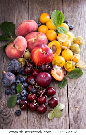 fruit on stone stock photo © stoonn