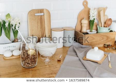 Dishware Stock photo © leeser