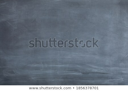 A basic addition sum written on a blackboard. Stock photo © latent