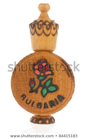 Wooden Bulgarian souvenir Stock photo © ivonnewierink