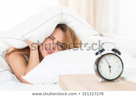 Hide alarm clock Stock photo © a2bb5s