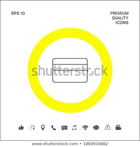 fincan · vektör · örnek · clipart · eğilim - stok fotoğraf © zzve
