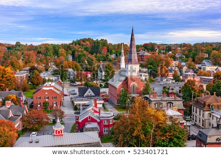 мало · Церкви · здании · архитектура · деревне · колокола - Сток-фото © timbrk
