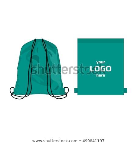 profi · bolt · asszisztens · pózol · áruház · keresztbe · tett · kar - stock fotó © luminastock