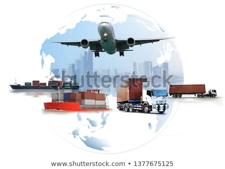World Import and Export Stock photo © kbuntu