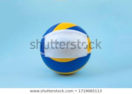 サッカー バレーボール 背景 サッカー スポーツ 背景 ストックフォト © Alegria111