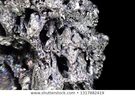 synthetic corundum mineral  Stock photo © jonnysek