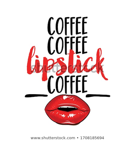 scraps of lipstick Stock photo © kubais