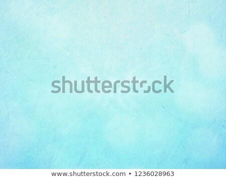 Couple ice hearts on ice texture background Stock photo © nalinratphi