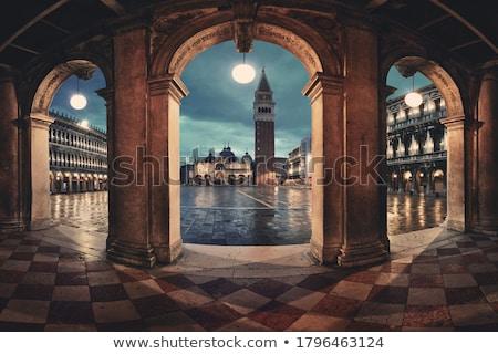 Foto stock: Romántica · Venecia · Italia · italiano · ciudad · mundo
