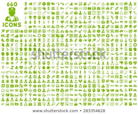 illusztráció · gumióvszer · szett · szín · csomagol · izolált - stock fotó © tkacchuk
