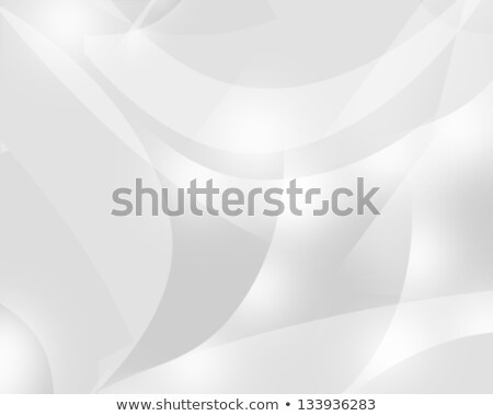 Rosa blanco olas moderna futurista resumen Foto stock © punsayaporn