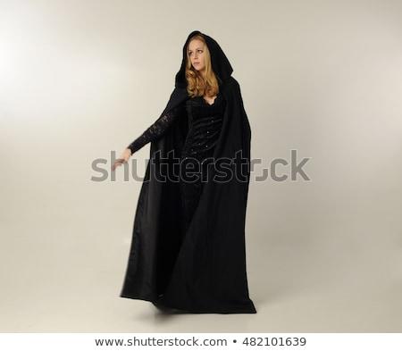 Сток-фото: довольно · Lady · женщину · красоту · портрет