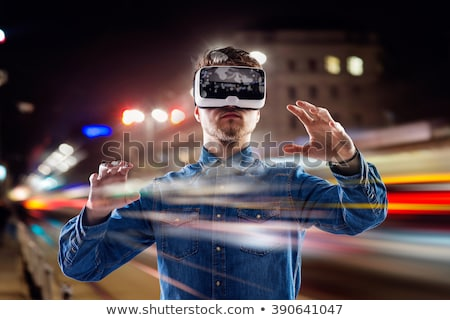 Virtual Reality Idea Stock photo © Lightsource