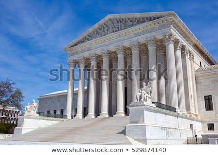 Supreme Court Stock photo © tmainiero