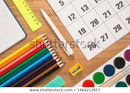 Снова · в · школу · сообщение · доске · классе · вектора · файла - Сток-фото © timurock