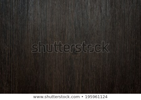 full frame of dark brown wooden background with horizontal planks Stock photo © LightFieldStudios