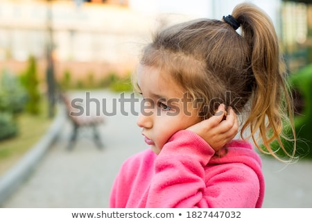 Infecting kid. Stock photo © Fisher