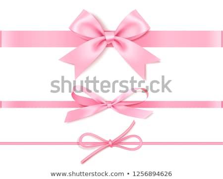 cáncer · de · mama · conciencia · amor · mes · tarjeta · de · felicitación - foto stock © olena