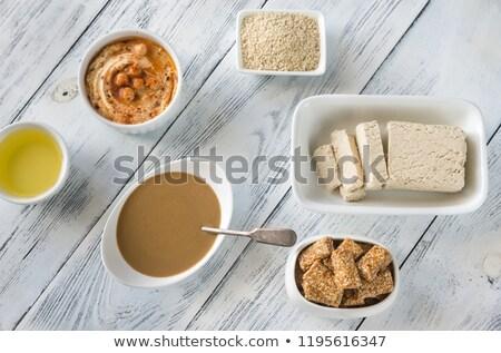 食品 プレート アジア 白 ストックフォト © Alex9500
