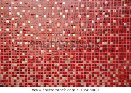 badkamer · kuip · moderne · kleurrijk · bouw · ontwerp - stockfoto © lunamarina