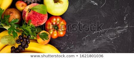 Veganistisch supermarkt product gezonde kleurrijk Stockfoto © Illia
