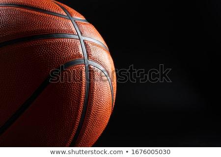 basketball scoring basket at a sports arena close up stock photo © matimix