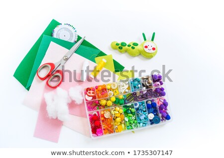 caterpillar toy Stock photo © FOKA