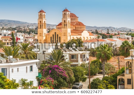 Paphos city Stock photo © Kirill_M
