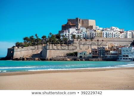 mooie · kasteel · Spanje · huis - stockfoto © lunamarina