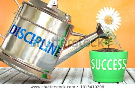 discipline · zakenlieden · handdruk · witte · handen · achtergrond - stockfoto © chrisdorney