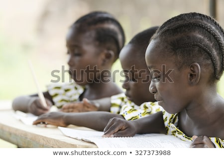 2 african children Stock photo © DNF-Style