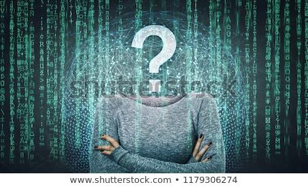 bedrog · verborgen · computer · code · Rood · internet - stockfoto © 3mc