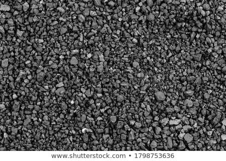 Grava camino de grava textura piedras Foto stock © vanessavr