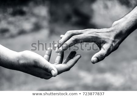 Helping One Another Stock photo © Lightsource