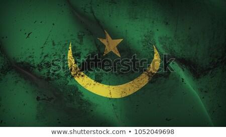 Grunge pavillon vent Voyage Afrique Photo stock © tintin75