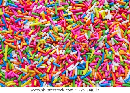 конфеты · магазин · красочный · рисунок · интерьер · торты - Сток-фото © elxeneize