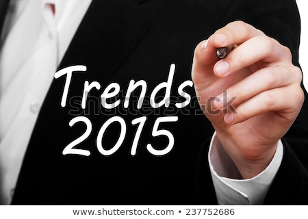 2015 Forecast Stock photo © ottawaweb