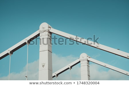 Elevated Highway Collapse Stock photo © blamb