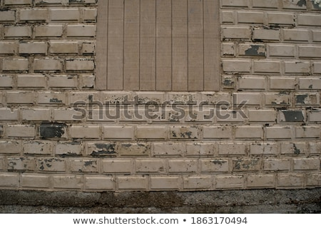 Old weathered widow Stock photo © manfredxy