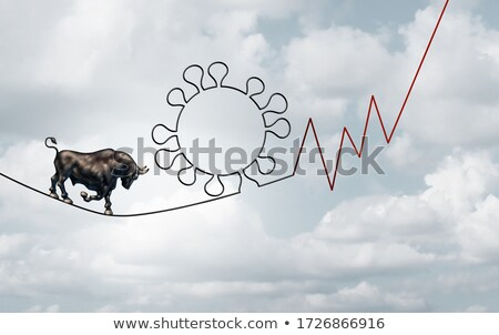 Stock photo: Profit From Risk