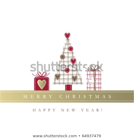 2011 allegro illustrazione bianco design Foto d'archivio © get4net